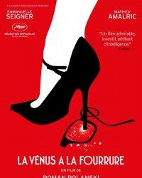 La Vénus à la fourrure : le nouveau huis-clos de Roman Polanski