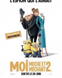 Moi, Moche et Méchant 2 : le film familial irrésistible