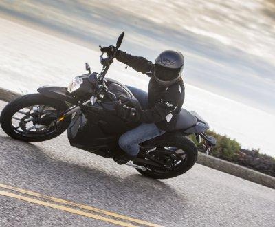 Zero Motorcycles DSR ZF 13