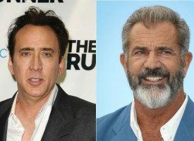 Nicolas Cage et Mel Gibson : les stars que l'on n'attendait pas à Cannes !