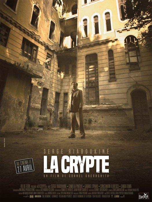 La Crypte : Affiche