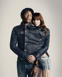 Pharrell Williams devient co-propiétaire de la griffe G-Star