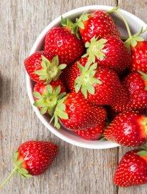 Zoom sur cinq variétés de fraises insolites