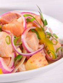 7 variations autour du poisson mariné