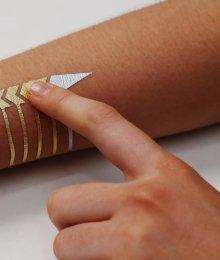 Et si le tatouage du futur devenait intelligent ?