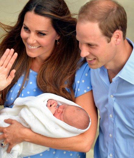 Le prince George en dix adorables photos