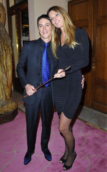 Ces stars qui sont en couple avec un sportif sur orange tendances - Sophie thalmann charlie soumillon ...