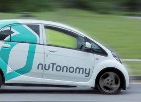 Samsung finance une start up dans le véhicule autonome