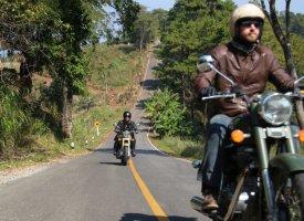 La Thaïlande en Royal Enfield avec Vintage Rides