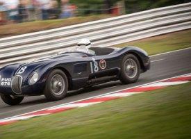Le Jaguar Classic Challenge au Mans