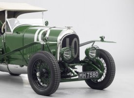 Une Bentley 3.0 LM au London CCS