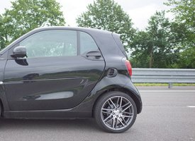 SMART Fortwo III Brabus 109 ch