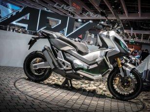 Honda Concept ADV City Adventure