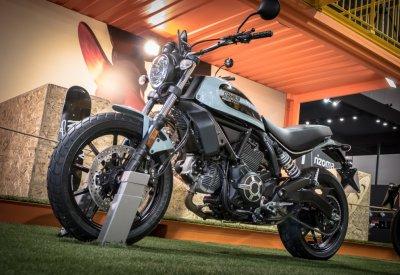 Ducati Scrambler Sixty2