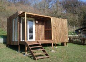 Le studio de jardin en bois, une solution simple pour agrandir sa maison