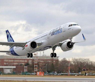 L'A321neo a réalisé son vol inaugural