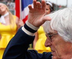 Formule 1 : le dérapage de Bernie Ecclestone sur les femmes