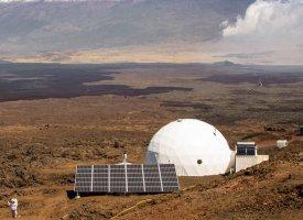 Simulation sur Mars : ils sortent après un an