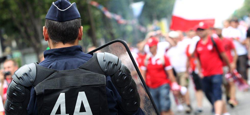 EURO 2016 - Nouveaux incidents à Marseille avant Ukraine-Pologne
