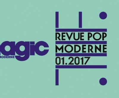 """Magic, la """"revue pop moderne"""" annonce son retour en kiosque pour 2017"""