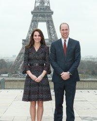 Ce qu'il faut retenir de la visite de Kate et William à Paris