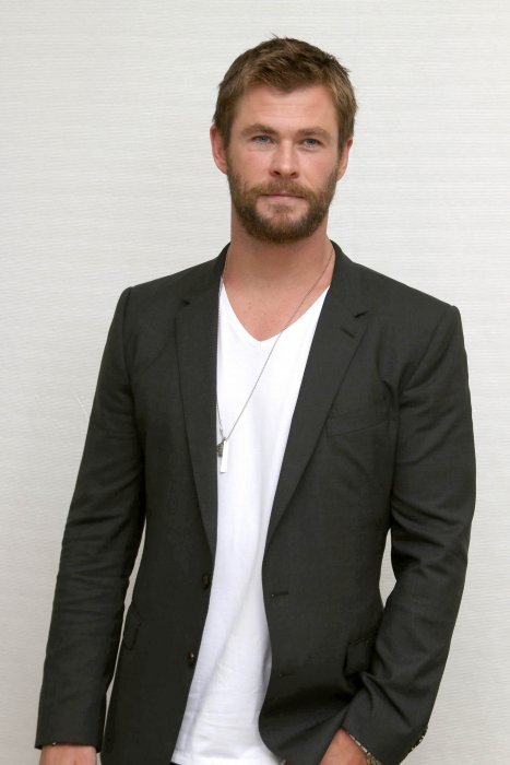 Chris Hemsworth, l'Apollon australien