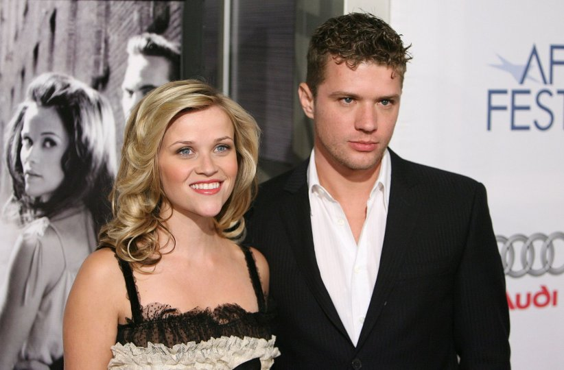 Reese Witherspoon et Ryan Philippe