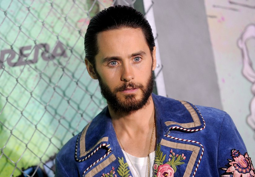 Jared Leto a... 45 ans