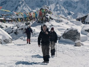 Box-office : Everest se hisse au sommet