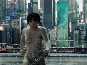 Secrets de tournage : Ghost in the Shell