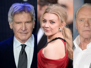 Harrison Ford face à Natalie Dormer et Anthony Hopkins dans un film d'espionnage