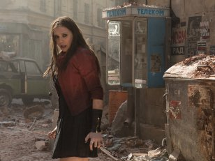 Captain America : Scarlet Witch dans la Civil War ?
