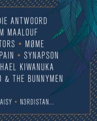 Benjamin Biolay, Phoenix, Metronomy au festival Beauregard 2017