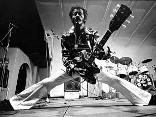 3 raisons qui font de Chuck Berry le vrai King du rock'n'roll