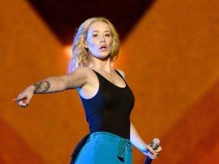 "Iggy Azalea dévoile son nouveau single, ""Team"""