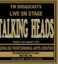 Live On Stage FM Broadcasts - Berklee Performing Arts Centre 24th August 1979