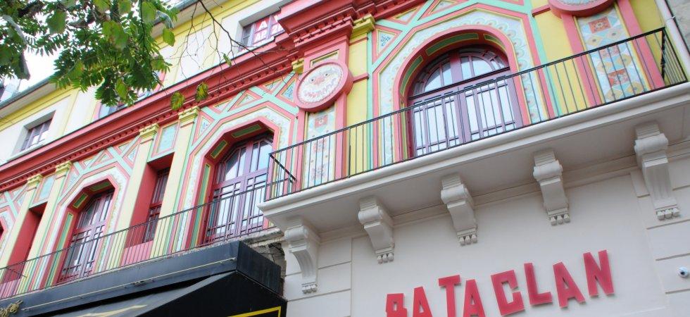 Le Bataclan avance sa réouverture avec un concert de Sting le 12 novembre