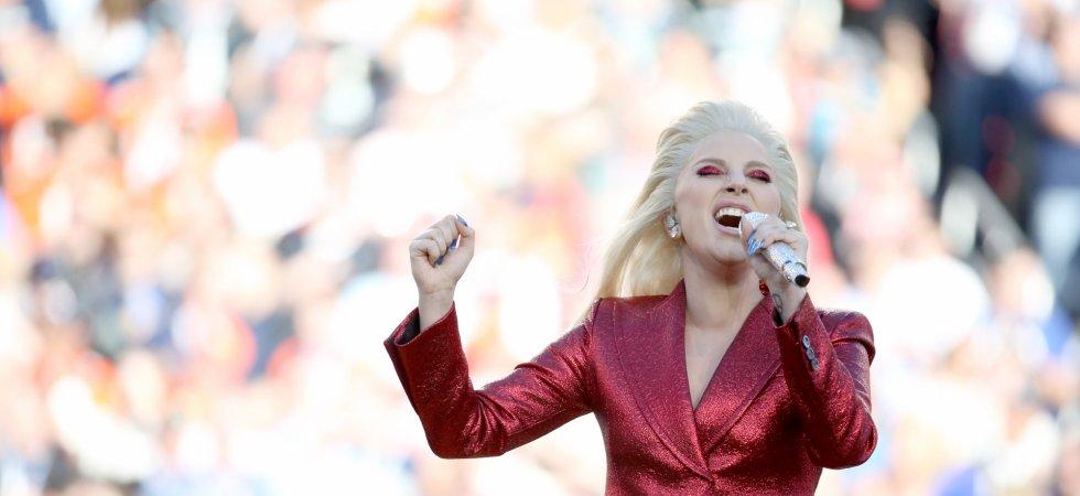 Lady Gaga chantera au Super Bowl en 2017