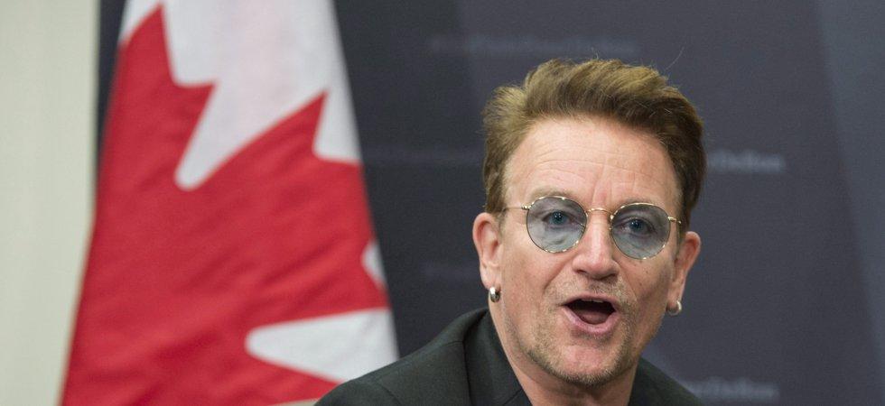 """Bono parmi les prétendantes au titre de """"femme de l'année"""" du magazine Glamour"""
