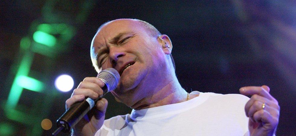 Phil Collins confirme son retour et annonce deux dates parisiennes en 2017