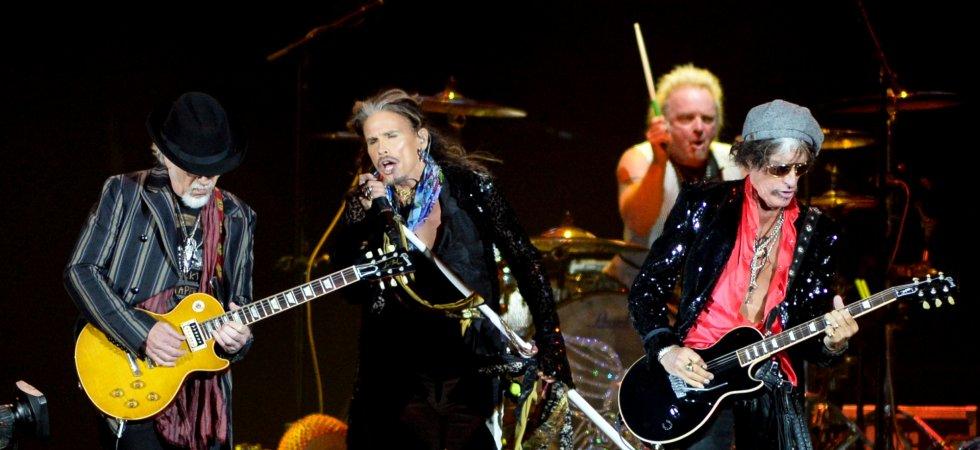 Aerosmith annonce une tournée européenne d'adieux