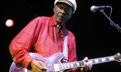 L'ultime album de Chuck Berry sortira le 16 juin