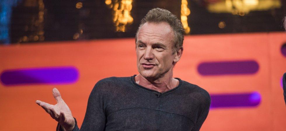Le concert de Sting au Bataclan complet en trente minutes