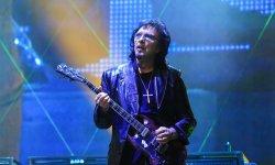 Black Sabbath : le cancer de Tony Iommi est en rémission