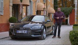 Audi A5 Coupé V6 3.0 TDI 218