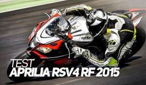 Aprilia RSV4 RR 2015
