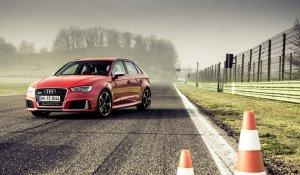 Audi RS3 367ch