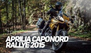 Aprilia Caponord Rally