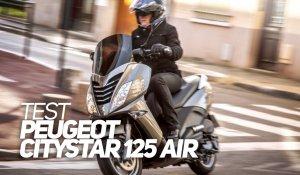 Peugeot Citystar 125 Air