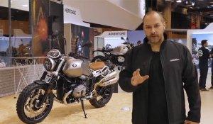 Salon Moto de Paris : nouveautés reste du monde